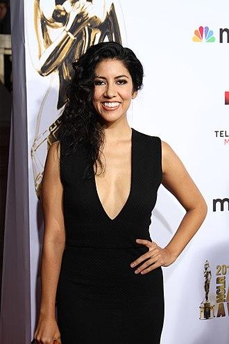 Stephanie Beatriz - Beatriz at the 2014 Alma Awards.