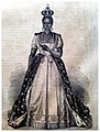Adélina Lévêque, Empress of Haiti, c.1859.jpg
