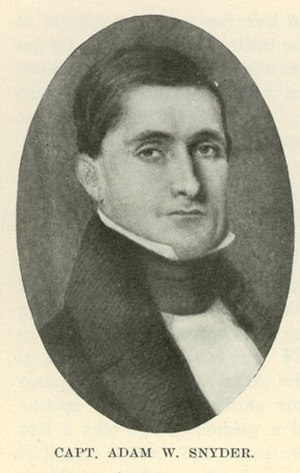 Illinois's 1st congressional district - Image: Adam Wilson Snyder 1