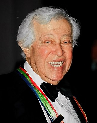 Adolph Green - Green wearing the Kennedy Center Honors