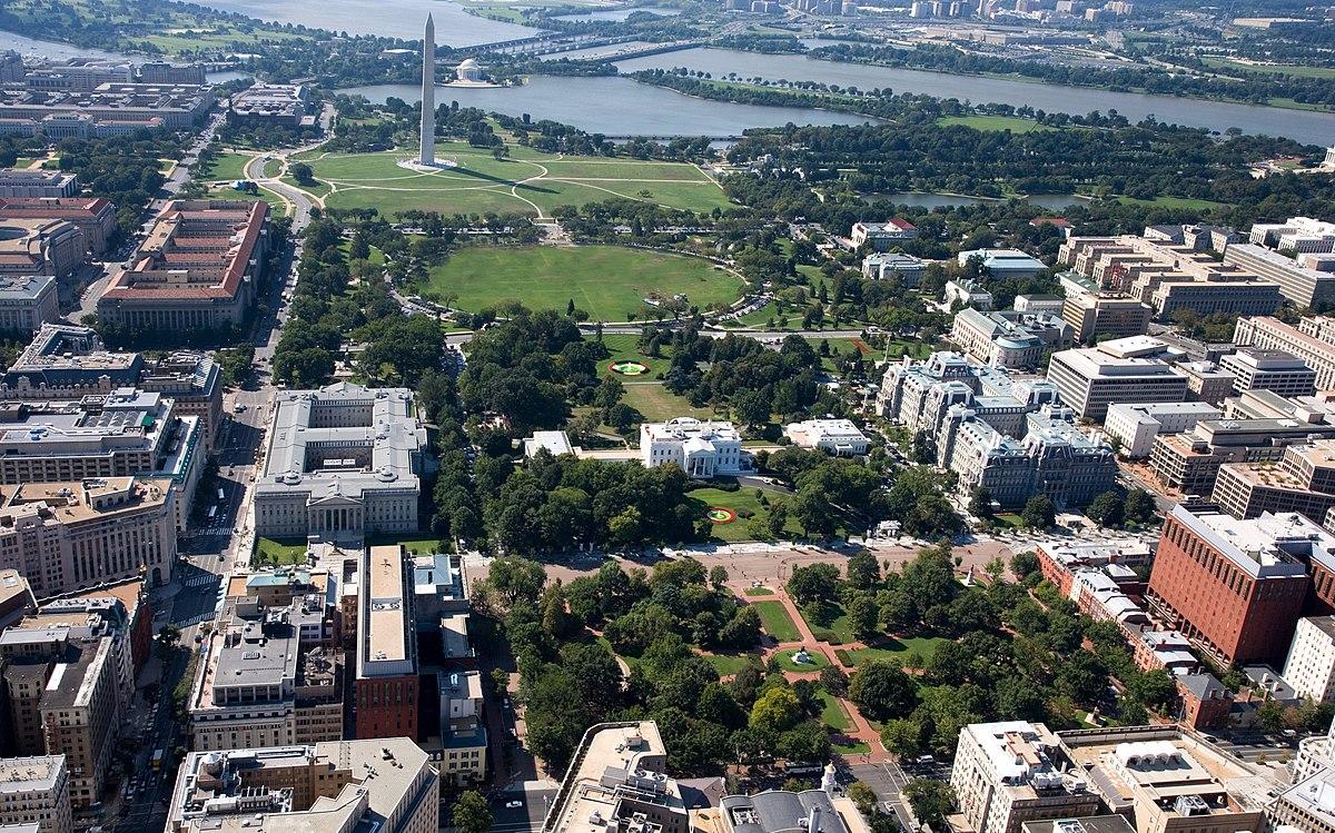 Park Als Tuin : President s park wikipedia