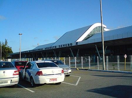 Lapangan Terbang Antarabangsa Augusto Severo