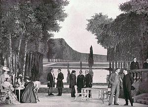 Business is business -  Business is business, Comédie-Française, April 1903