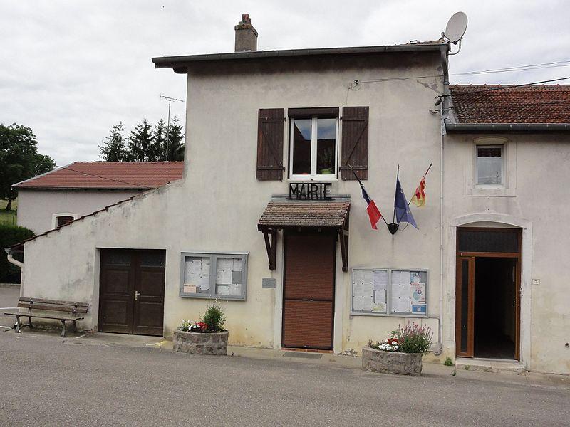 Affracourt (M-et-M) mairie