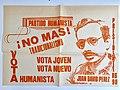 Afiche Juan David Perez Gaviria presidenciales 1986.jpg
