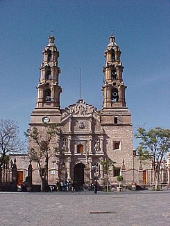 Diócesis De Aguascalientes Wikipedia La Enciclopedia Libre
