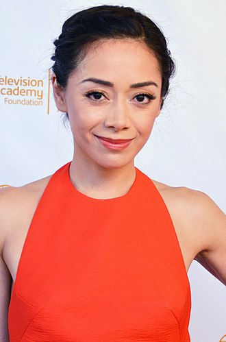 Aimee Garcia - Garcia at the 2014 College Television Awards