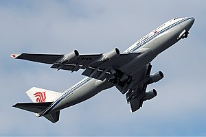 Air China Boeing 747-400 CBR Gilbert-2.jpg