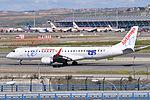 Air Europa, Embraer ERJ-195LR, EC-KYO - MAD (23163355791).jpg