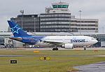 Air Transat Airbus A310 C-GFAT (25498500362).jpg