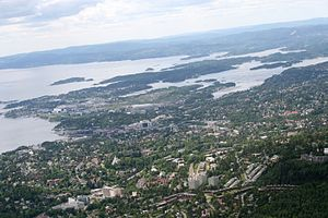 Ullern - Image: Air vest