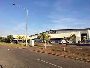 Airnorth - Airnorth headquarters at Darwin Airport.