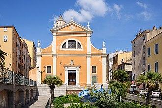Ajaccio Cathedral - Ajaccio Cathedral