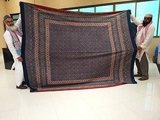 Ajrak - Ajrak double bed-sheet