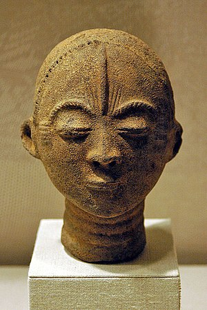 History of Ghana - 16th-17th Century Akan Terracotta, Metropolitan Museum of Art, New York