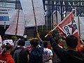 Aksi unjuk rasa kader GMNI di depan Kementerian Perdagangan.jpg