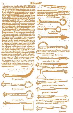 Al-zahrawi surgical tools