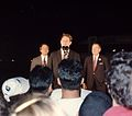 Al Gore campaigning on the tarmac in 1992 (2806706683).jpg
