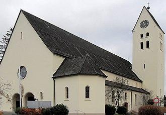 Albbruck - Church of Saint Joseph