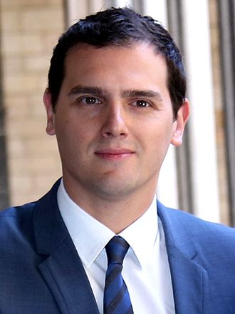 Albert Rivera - Image: Albert Rivera 2016a (cropped 2)