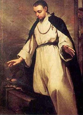 Alberto da Bergamo - Painting from the c. 1700s.