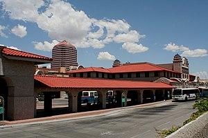 Albuquerque Alvarado Transportation Hub