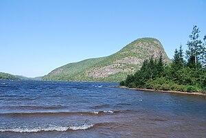 Ferland-et-Boilleau, Quebec - Lake Ha!Ha! in Ferland-et-Boilleau