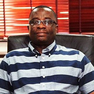 Alex Adomako-Mensah Ghanaian politician