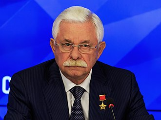 Alexander Rutskoy - Alexander Rutskoy in 2016