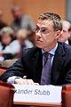 Alexander Stubb, utrikesminister Finland. Nordiska radets session 2010.jpg