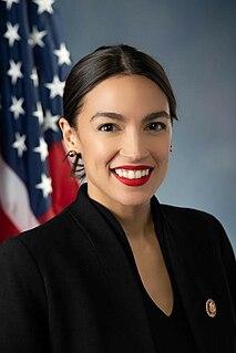 Alexandria Ocasio-Cortez U.S. Representative from New York