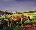 Alfred Munnings-A JUNE EVENING IN THE JURA (CWM 19710261-0480).jpeg