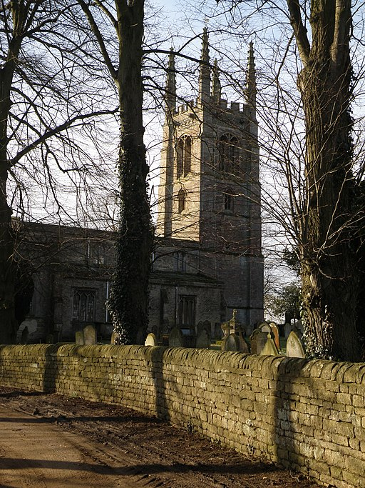All Saints, Easton on the Hill - geograph.org.uk - 1737609