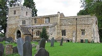 Lubenham - All Saints, Lubenham