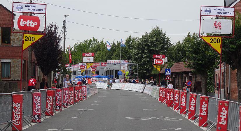 Alleur (Ans) - Tour de Wallonie, étape 5, 30 juillet 2014, arrivée (A14).JPG