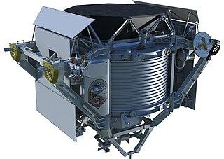 Espectrômetro Magnético Alfa