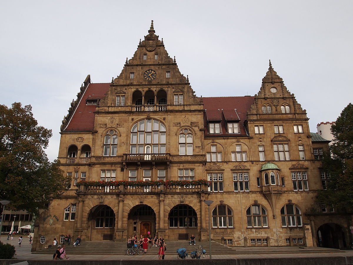 Bielefeld Travel Guide At Wikivoyage