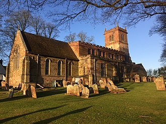 Alveley - Image: Alveley, Bridgnorth WV15, UK panoramio (1)