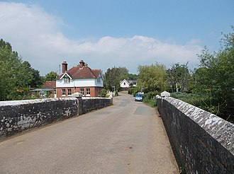 Alverstone - Image: Alverstone, Isle of Wight, UK (2)