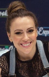 Alyssa Milano American actress