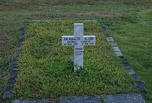 Encarnacion Alzona - As a National Scientist, Alzona is buried at the Libingan ng mga Bayani.