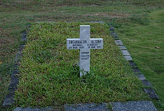 Encarnacion Alzona - As a National Scientist, Alzona is buried at the Libingan ng mga Bayani.