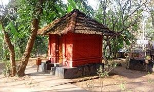 Amarambalam - Temple at T.K.Colony