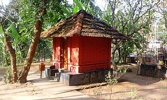 Nilambur - Temple in T.K.Colony