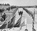 Amerikaanse begraafplaats te Margraten, officieel ingewijd, Bestanddeelnr 911-4051.jpg