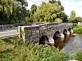 Amesbury - Queensbury Bridge - geograph.org.uk - 1459724.jpg