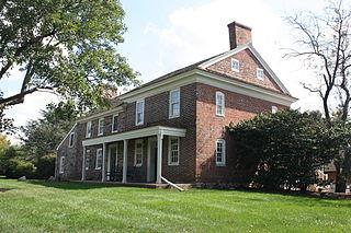 Amos Palmer House (Langhorne, Pennsylvania) United States historic place