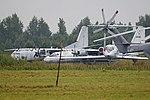 An-26 pair stored at Kubinka. 23-8-2017 (37520483041).jpg