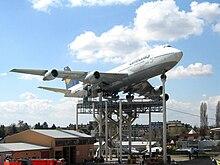 boeing 747 200 lufthansa muse des techniques de speyer