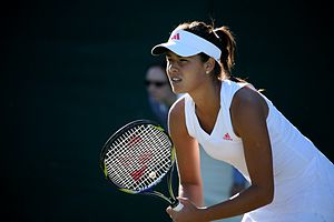 Ana Ivanović at the 2009 Wimbledon Championships 03.jpg